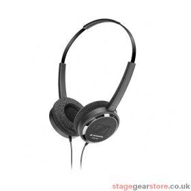 Sennheiser HP 02-100 Headphones, stereo, 32 Ω, cable 1m, 3.5mm jack
