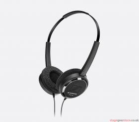 Sennheiser HP 02-140 Headphones, stereo, 32 Ω, cable 1.4m,