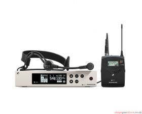 Sennheiser ew 100 G4-ME3-A1 Wireless headmic set.