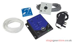 SigNET PDA103R, Small Room Induction Loop Kit