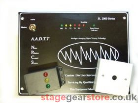 SL2000 Sound / Noise Limiter & small remote display