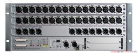 Soundcraft Compact Stagebox 32in/8anal+8AES Out Cat 5 Cable Version