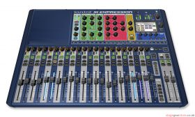 Soundcraft Si Expression 2 24Ch Digital Live Sound Mixer