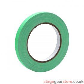 eLumen8 Fluorescent Cloth Gaffer Tape 3170 12mm x 23m - Green