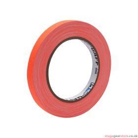 eLumen8 Fluorescent Cloth Gaffer Tape 3170 12mm x 23m - Orange
