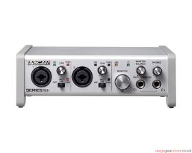 Tascam 102i USB Audio / MIDI Interface DSP Mixer 10in 4out