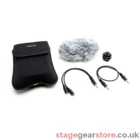 Tascam AK-DR11C Accessory package for DR-series handheld recorders