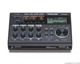 Tascam DP-006 6-Track Compact Digital Pocketstudio