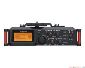 Tascam DR-70D 4CH Compact Audio Recorder for DSLR Cameras