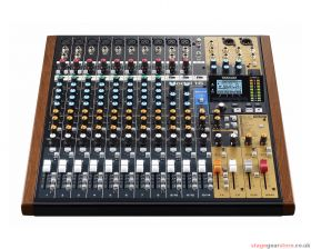 Tascam Model 16 16-Channel Analogue Mixer with 16-Track Digital Recorder