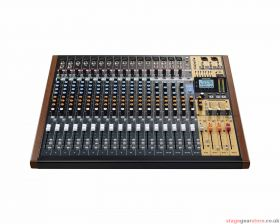 Tascam Model 24  22-Channel Analogue Mixer with 24-Track Digital Recorder