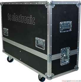 tc electronic Flight Case for the RS210 x2