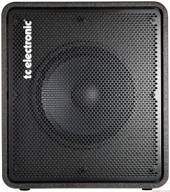 """tc electronic RS115 - Bass Cabinet 1x 15"""""""" Driver"""