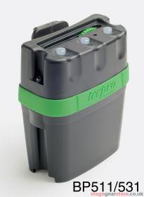 Tecpro BP531 Single Circuit Beltpack With Vibration Alert (XLR-3 Connectors)