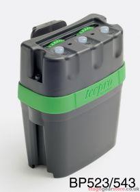 Tecpro BP543 Dual Circuit Beltpack With Vibration Alert (Monaural) (XLR-3 Connectors)