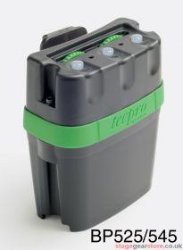 Tecpro BP545 Dual Circuit Beltpack With Vibration Alert (Monaural) (XLR-5 Connectors)
