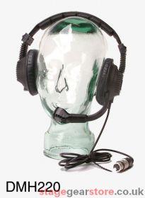 Tecpro DMH220 Dual Muff Headset