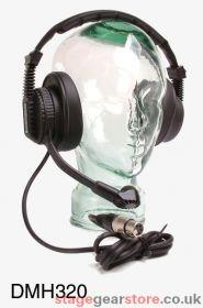 Tecpro DMH320 Dual Muff Headset