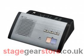 TOA TS-901 Wireless Conference System with Voting, Chairman Unit
