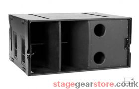 Martin Audio WLX - Very high output Hybrid subwoofer system