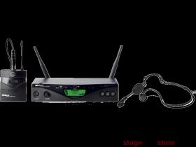 AKG WMS470 Sports Set - Band D Wireless Microphone