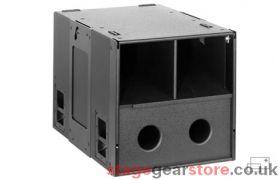 Martin Audio WMX - Hybrid horn and reflex loaded subwoofer
