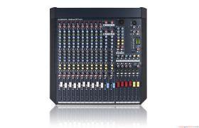 Allen & Heath Wizard 14:4:2 Dual Function 4 Bus Mixer.  10 Mic/Line inputs, 2 Dual Stereo inputs