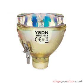 YODN MSD 330C8, 330 watt Discharge Lamp