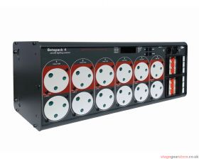 Zero 88 Betapack 4 6x10a DMX Dimmer Pack 12x15a outlet