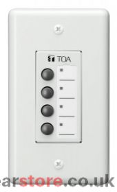 TOA ZM-9011 M-9000 Series Remote Control Panel