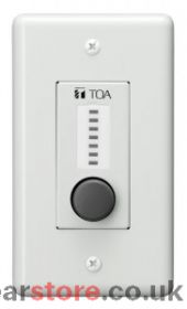 TOA ZM-9012 M-9000 Series Remote Control Panel