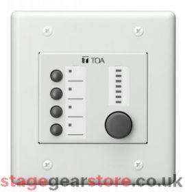 TOA ZM-9014 M-9000 Series Remote Control Panel