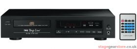 IMG Stageline CD-156 Installation CD Player