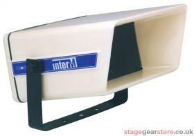 Inter-M CH522 , Horn loudspeaker, 20w, 100v line