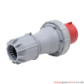 PCE 63A Line Plug - 5 pin - 415v
