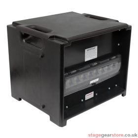 PCE MERZ Distribution Box 63A 3PH RCBO (A80BLK)
