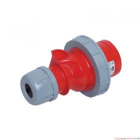 PCE 32A 415V 3P+N+E IP67 Plug (0252-6)