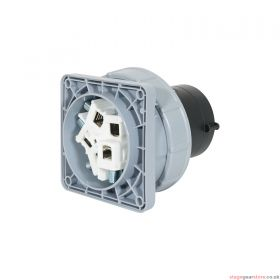 PCE 125A 415V 3P+N+E Appliance Inlet (645-7)