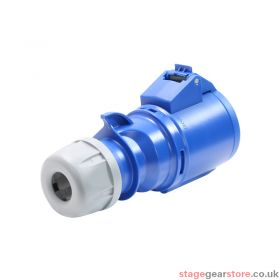 PCE 32A 230V 2P+E Socket (223-6)