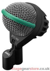 AKG D112 MK II, Bass microphone