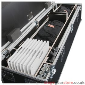 Wentex UCA-PIP2 Pipe & Drape Case 45cm base