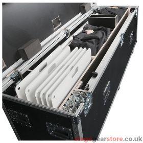 Wentex UCA-PIP3 Pipe & Drape Case 60cm base