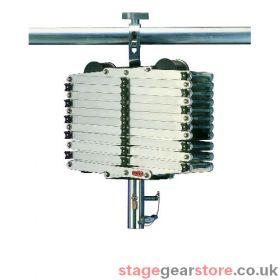 Doughty G1680 - Manual Pantograph 4 Spring