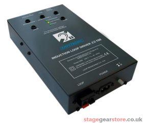 Ampetronic ILD100-DS Loop Driver, Desktop Microphone c/w scart l