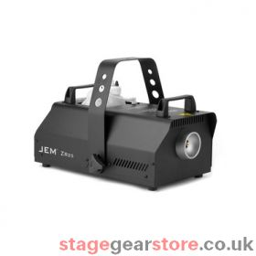Jem ZR25 Hi-Mass DMX Smoke Machine c/w Remote Control