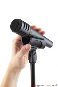 Konig & Meyer 85070 Black Microphone Clip