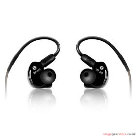Mackie MP-240 Dual Hybrid Driver Professional In-Ear Monitors.