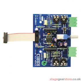 Cloud VCA2 - VCA Module, Controls 2 Channels of CX-A6 or CX-A4