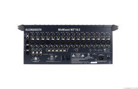 Allen & Heath MixWizard 16:2  Live Mixer with Built-In Effects. 16 Mic/Line Inputs