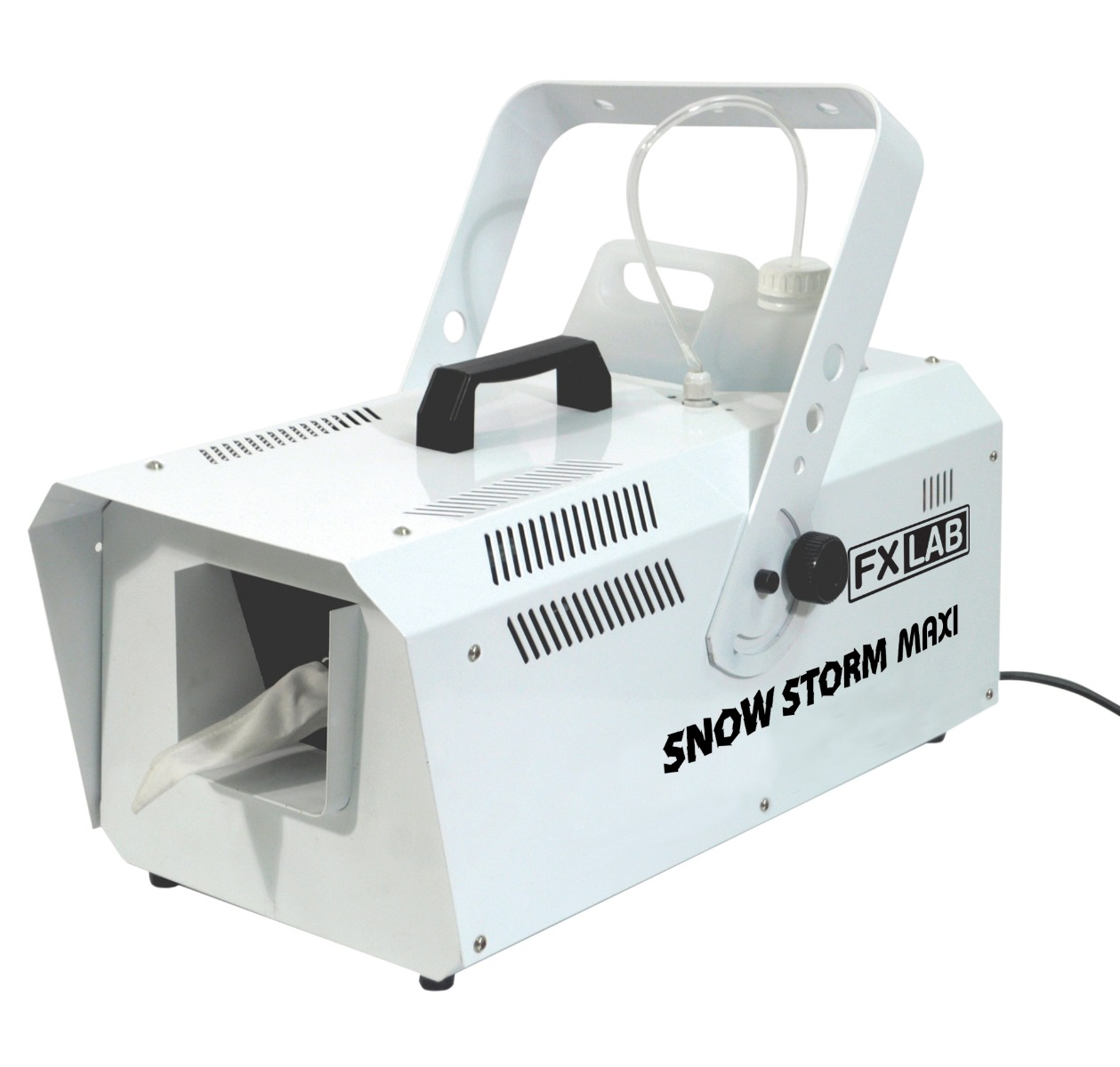 StageGear Snow Machine Solutions